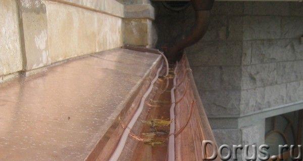 Обогрев труб,трубопроводов - Строительные услуги - ООО «Тепло и Комфорт» являясь дистрибьютором комп..., фото 3