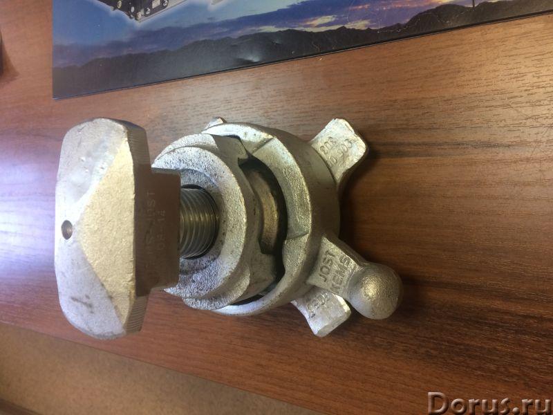 Замок для поперечной балки JOST QT206V-C ( 915.561.500 ) - Запчасти и аксессуары - Применение для по..., фото 1